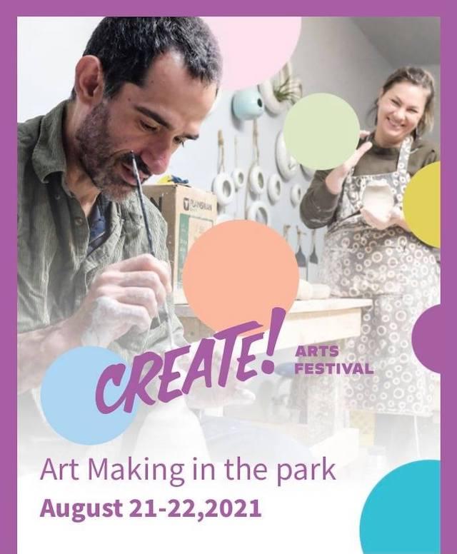 CREATE Arts Festival