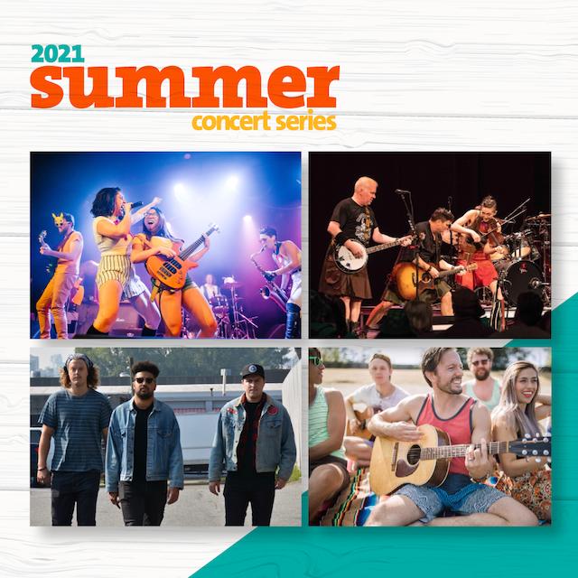 Coquitlam Summer Concert Series 2021