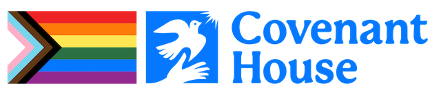 Covenant House Logo with Pride Flag (1)