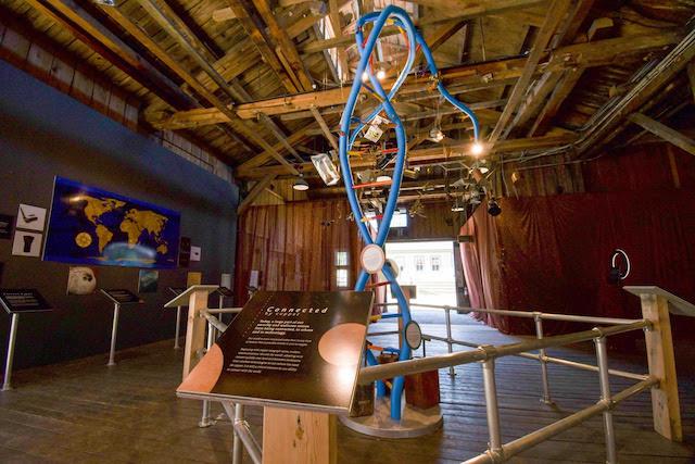 Britannia Mine Museum Connected by Copper