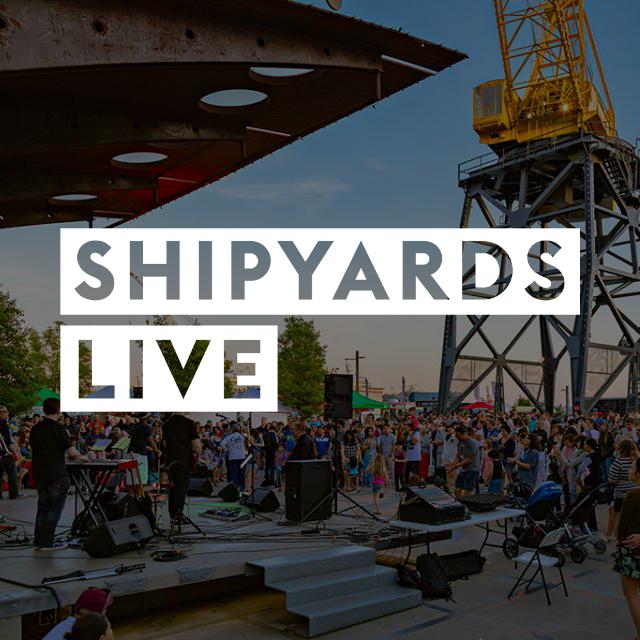 Shipyards Live Festival in North Van