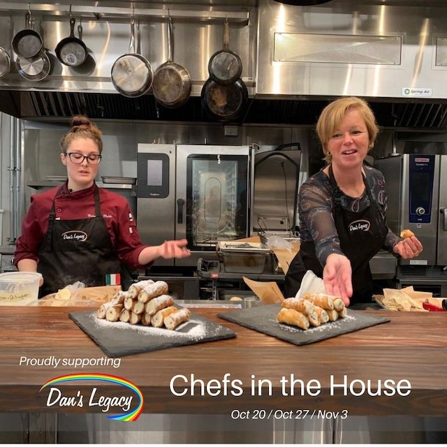 Chefs in the House, Dan's Legacy Foundation Fundraiser