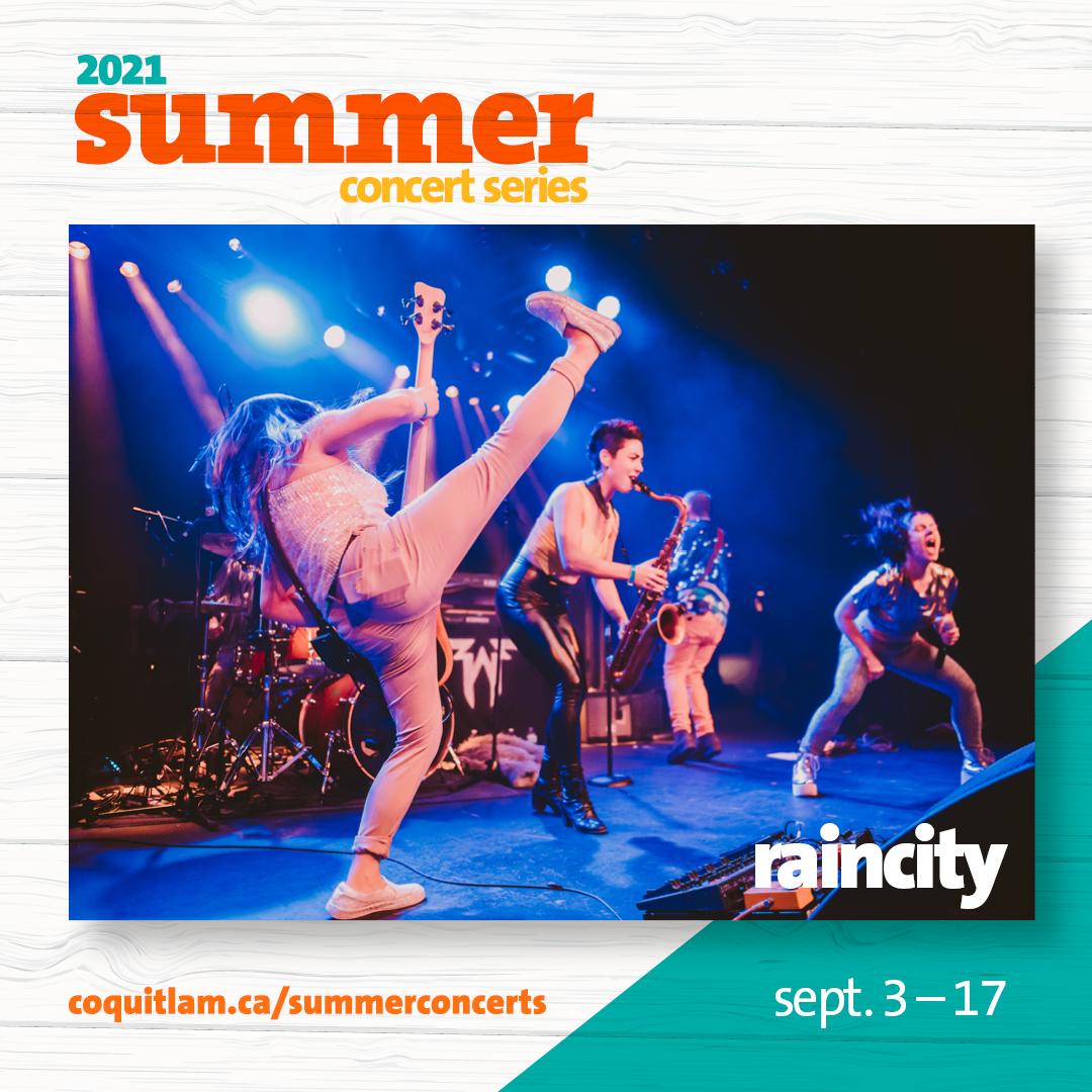 Coquitlam Summer Concerts