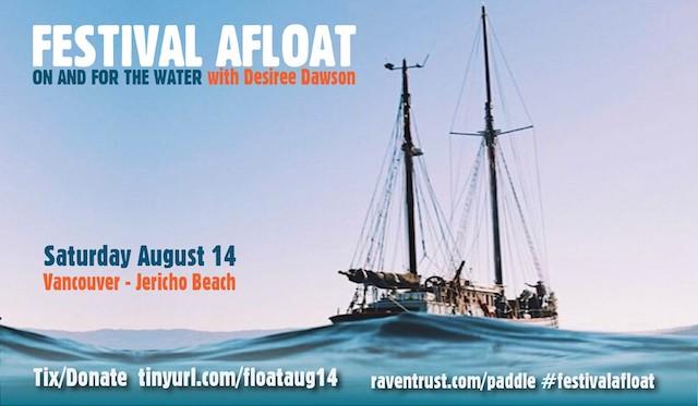 Festival Afloat Vancouver