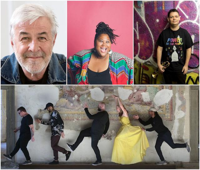 Fort Langley Jazz Festival 2021. Artists