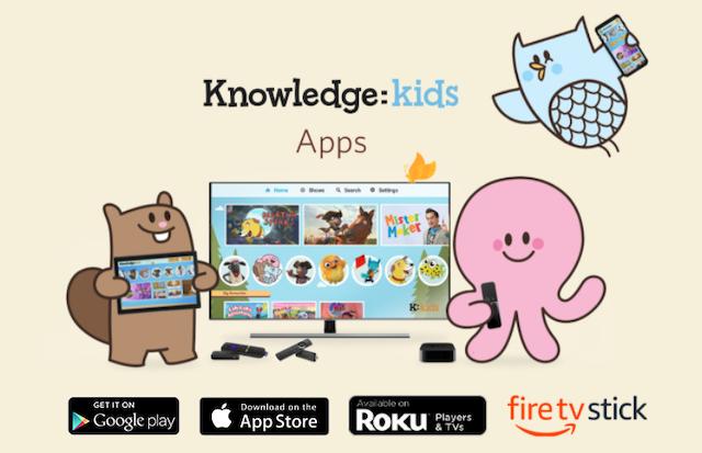Knowledge Kids App & Website Fall Programming