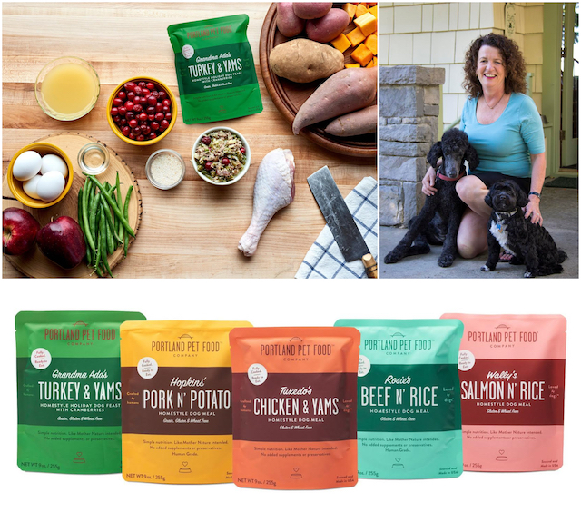 Portland Pet Food Company Founder Katie McCarron