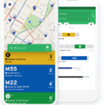 Transit App Update with Empty Seat Prediction