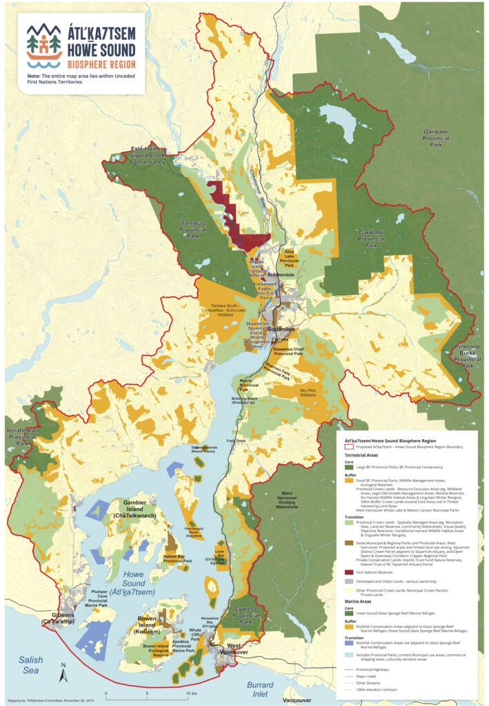 AHSBR Transition Land Use Map Aug 2021
