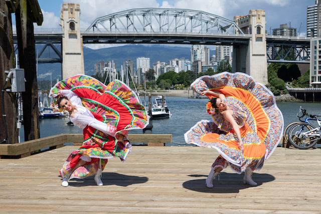 BC Culture Days - Mexican Folklore Society by Adrian Ortega