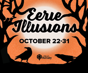 Halloween Event at Burnaby Village Museum