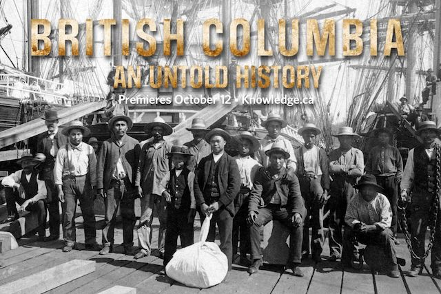 British Columbia An Untold History knowledge network