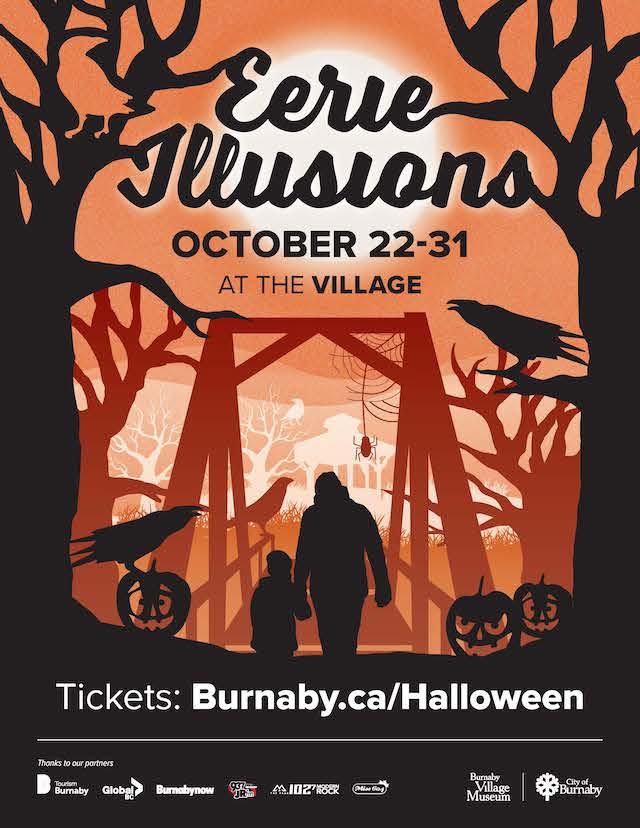 Burnaby Village Halloween Big