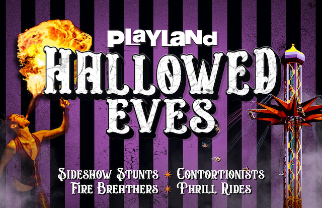 Hallowed Eves at Playland