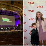 Jen Murtagh at VSO's Back to the Future night