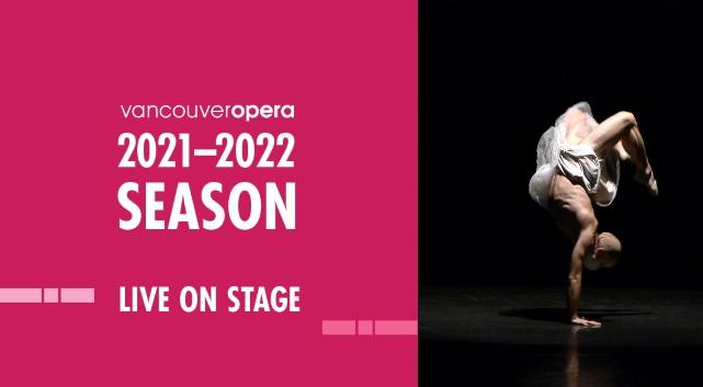 Vancouver Opera 2021-2022