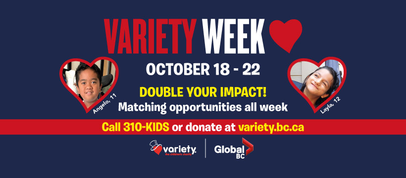 Variety Week 2021 on Global