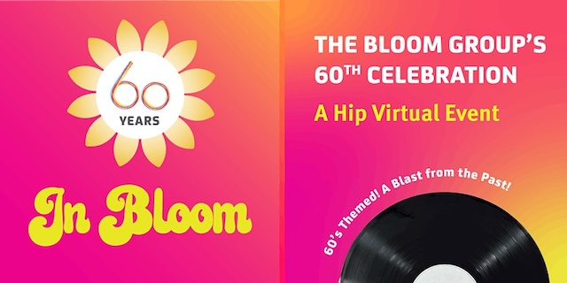 60 Years in Bloom - Bloom Group's Anniversary Event Online