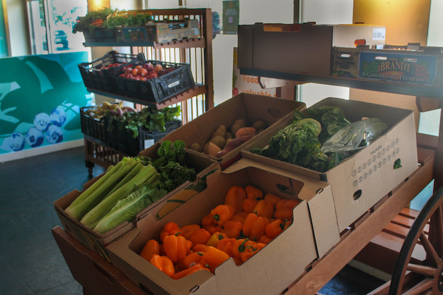 Food Stash Pay-What-You-Feel Rescued Food Market Opens in Vancouver