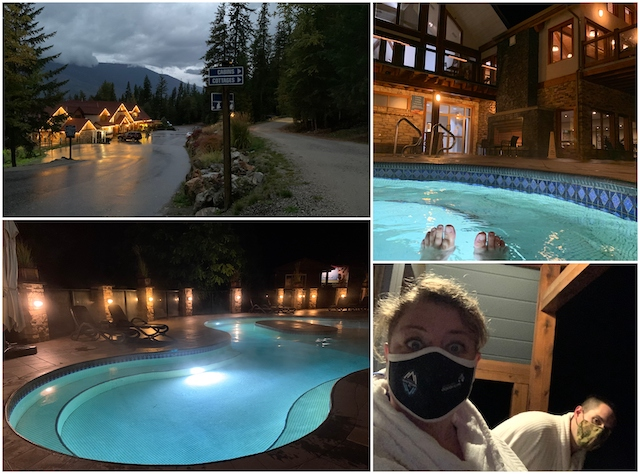 Halcyon Hot Springs