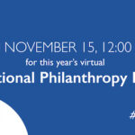 Join AFP Vancouver for National Philanthropy Day 2021