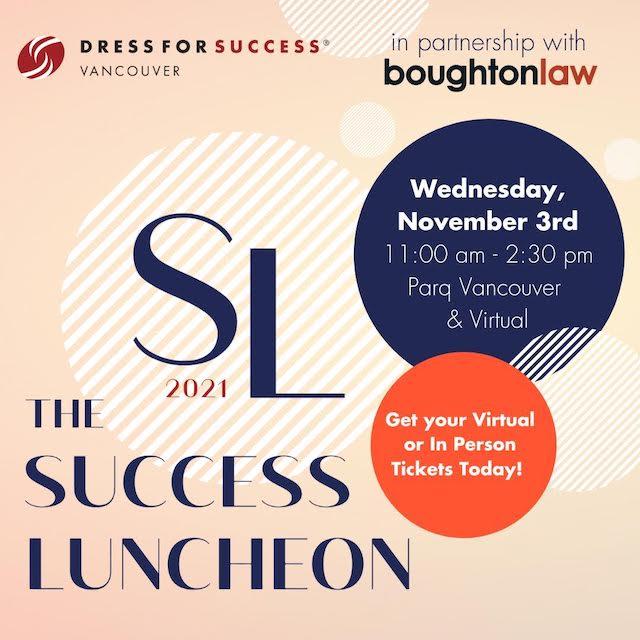 Success Luncheon 2021
