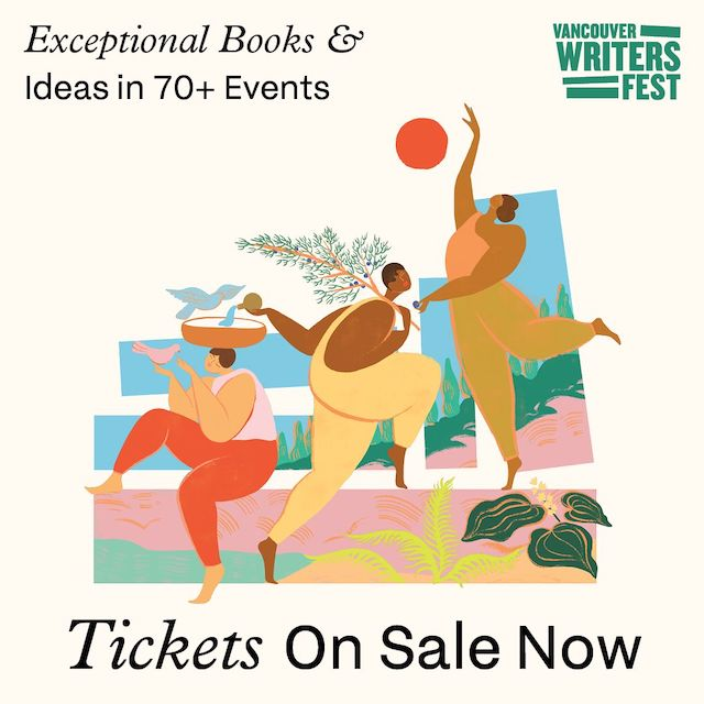 Vancouver Writers Fest 2021
